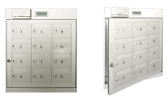 Keyless Mailboxes - 2B Global