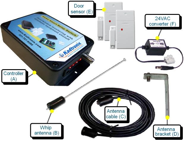 hvac smart relay switch
