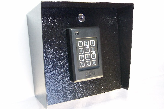 Gate Controller With Enclosure